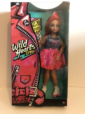 Wild at heart Jack doll for Sale in Bloomington, IL