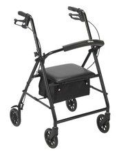 """Padded Rollator W/ 6"""" Wheels R800 By Drive for Sale in Grove City, OH"""