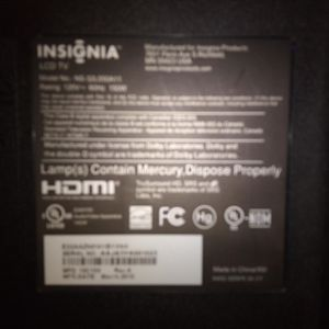 """Insignia 32"""" t.v. for Sale in Redmond, OR"""