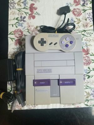 Super Nintendo Entertainment system for Sale in Brooklyn, NY