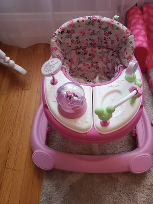 Minnie mouse baby walker for Sale in Buffalo, NY
