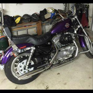 Harley Davidson Sportster for Sale in Spring, TX