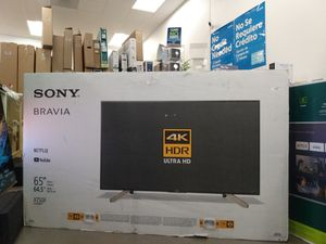 "65"" SONY XBR UHD HDR SMART TV for Sale in Colton, CA"