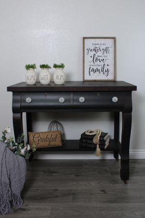 Farmhouse Entry Table/ Foyer Table/Desk for Sale in Arcadia, CA