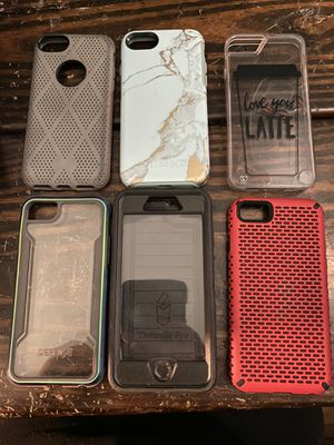 iPhone 6/7/8 cases for Sale in Middleburg, PA
