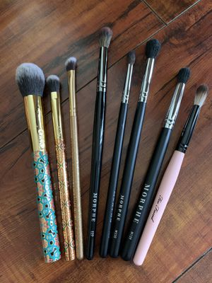 Morphe/Tarte/Too Faced/Luxie Makeup Brushes for Sale in Artesia, CA