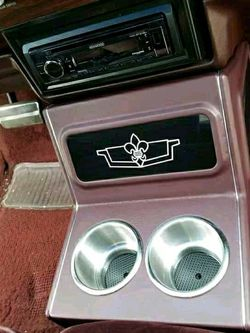 Custom Made Center Console for Sale in Chicago,  IL