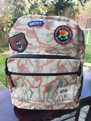 GRIZZLY BACKPACK for Sale in Everett, WA
