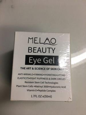 MELAO beauty eye gel for Sale in Whittier, CA