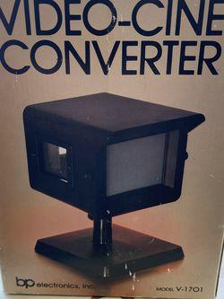 Old School Video Converter for Sale in Dixon,  CA