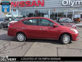 2019 Nissan Versa for Sale in Olympia,  WA
