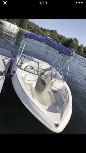 2006 Glastron Boat MX 175Open Bow Bayliner for Sale in Federal Way, WA