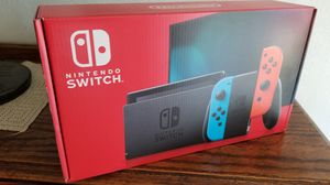 Brand new nintendo switch V-2 375 for Sale in Ceres, CA