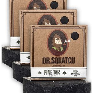 DrSquatch PineTar 3pack $18 for Sale in Los Angeles, CA