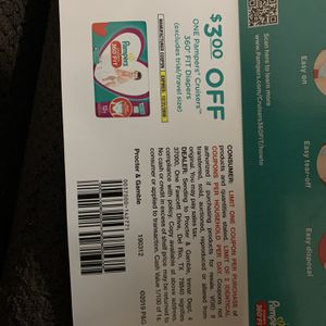 Free Diaper Coupons for Sale in Anaheim, CA
