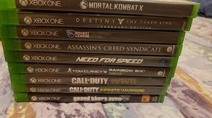 Xbox one game for sale for Sale in Haines City, FL