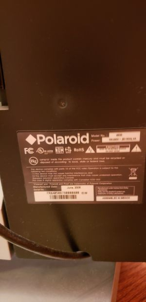 Polaroid t.v. for Sale in Greenville, SC