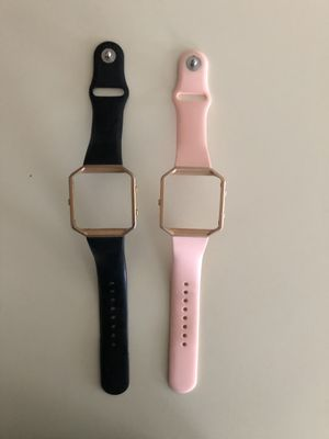 Large Fitbit Blaze Bands in excellent condition for Sale in Pittsburgh, PA