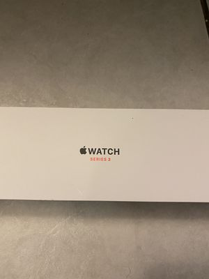 Apple Watch series 3 Box only for Sale in Royal Palm Beach, FL