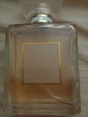 Coco mademoiselle chanel perfume 100 ml for Sale in Dearborn, MI