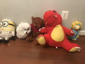 Stuffed animals for Sale in Springfield, VA