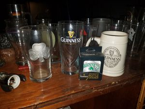 Irish glasses and collectibles for Sale in Glenolden, PA