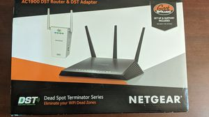Netgear R7300 +DST wifi router for Sale in Addison, TX