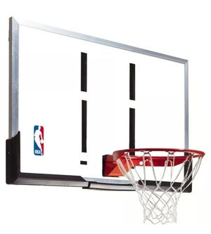 """Brand New Official NBA Basketball Hoop 54"""" Polycarbonate Backboard for Sale in Chula Vista, CA"""