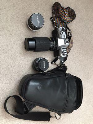Minolta X-370 SLR film Camera for Sale in Henderson, NV