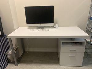 Contemporary White Desk for Sale in West Palm Beach, FL