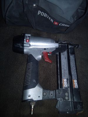 """Porter-Cable 18-Gauge 2"""" Nailer for Sale in E RNCHO DMNGZ, CA"""