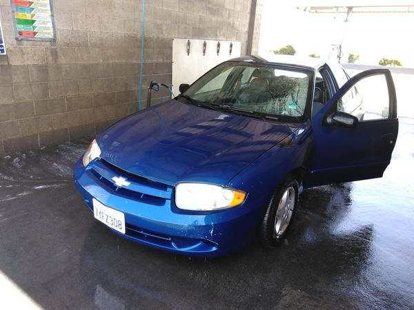 Used Car Dealerships In Fresno Ca >> 2004 chevy cavalier sell or trade for Sale in Fresno, CA ...