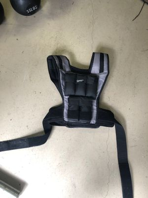 40lb weight vest for Sale in Heathrow, FL