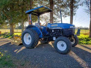 New Holla d TN75 Tractor for Sale in Trinity, NC