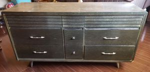 Authentic Mid Century Modern Vanity Dresser & Nightstands for Sale in Lakeside, CA