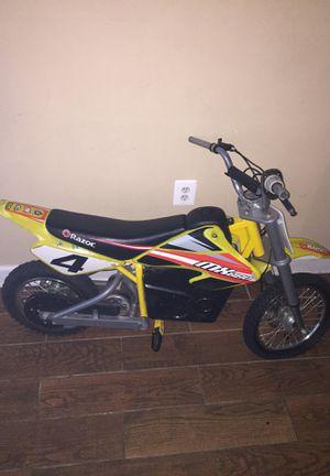 MX 850 Electric razor dirt bikes for Sale in Washington, DC