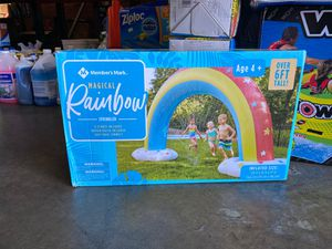 6ft magical rainbow Inflatable Sprinkler for Sale in Commerce, CA
