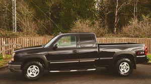 2003 CHEVY SILVERADO LTZ Z71 4X4*NAVI*REVER CAM*CLEAN TITLE*LIKE NEW! for Sale in Arlington, TX