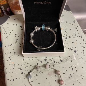 Pandora Bracelet 2 For $100 for Sale in Arlington, VA