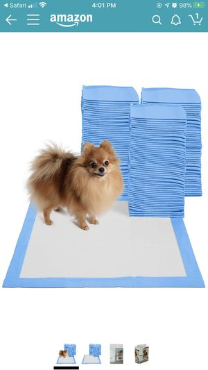 BOGO Deal Quilted absorbable training pee pads for Sale in Stockton, CA