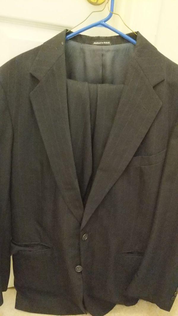 Large Dress pants and matching jacket