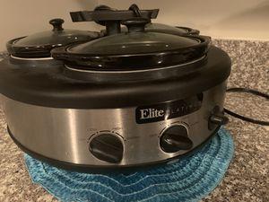 Brand new trio crock pot for Sale in Murfreesboro, TN