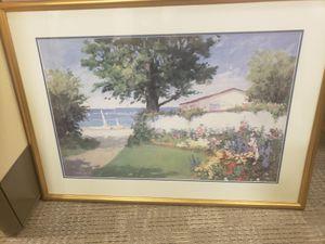 20×24 Framed picture for Sale in Arlington, VA