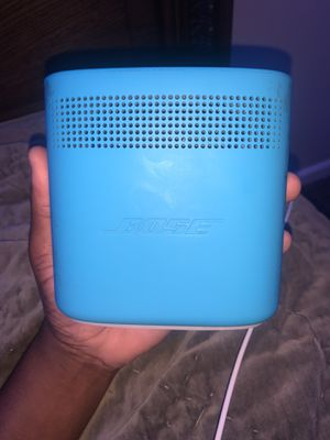 Bose soundlink color for Sale in CANAL WNCHSTR, OH
