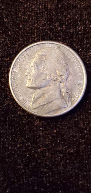 Rare 1992 P Jefferson Nickel for Sale in N REDNGTN BCH, FL