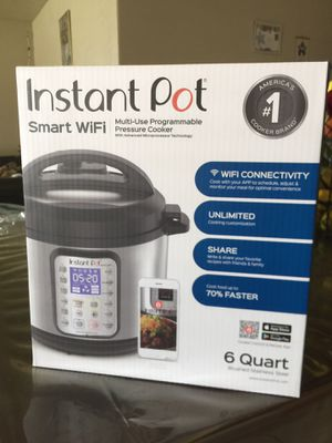Instant Pot Smart WiFi for Sale in Cutler, CA