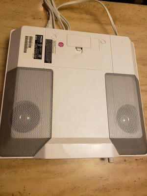 Phillips Kitchen Clock Radio/CD player for Sale in Tacoma, WA