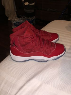 "Jordan 11 ""win like 96""size 6y used read description for Sale in Huntington Park, CA"