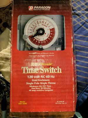Time switch for Sale in Fresno, CA