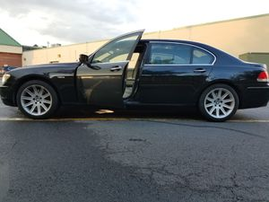 2006 BMW 750 LI for Sale in Leesburg, VA